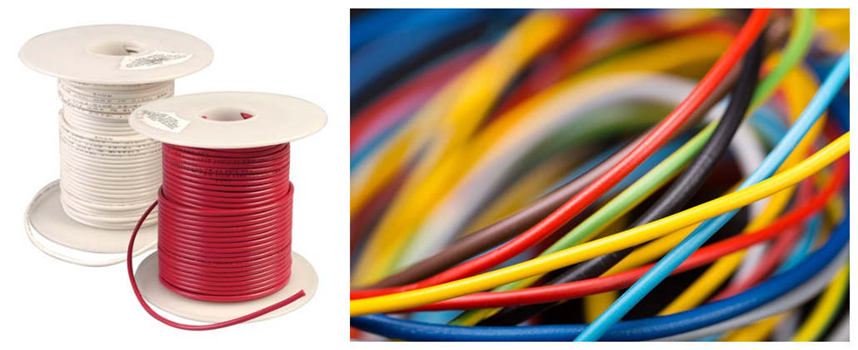20 AWG Teflon insulated cable free samples