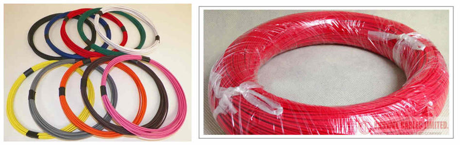 China 14 awg Teflon wire factory price