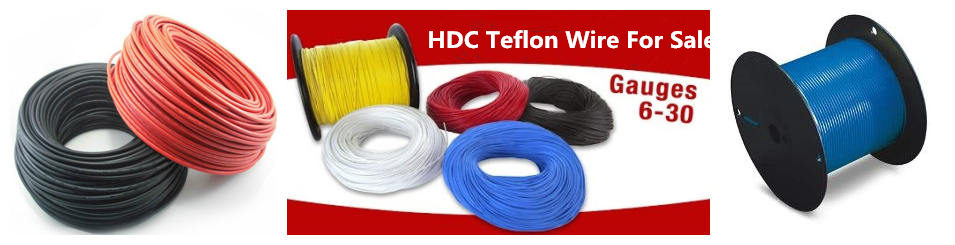 China 18 awg ptfe wire manufacturers