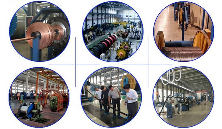 Huadong high heat cable factory