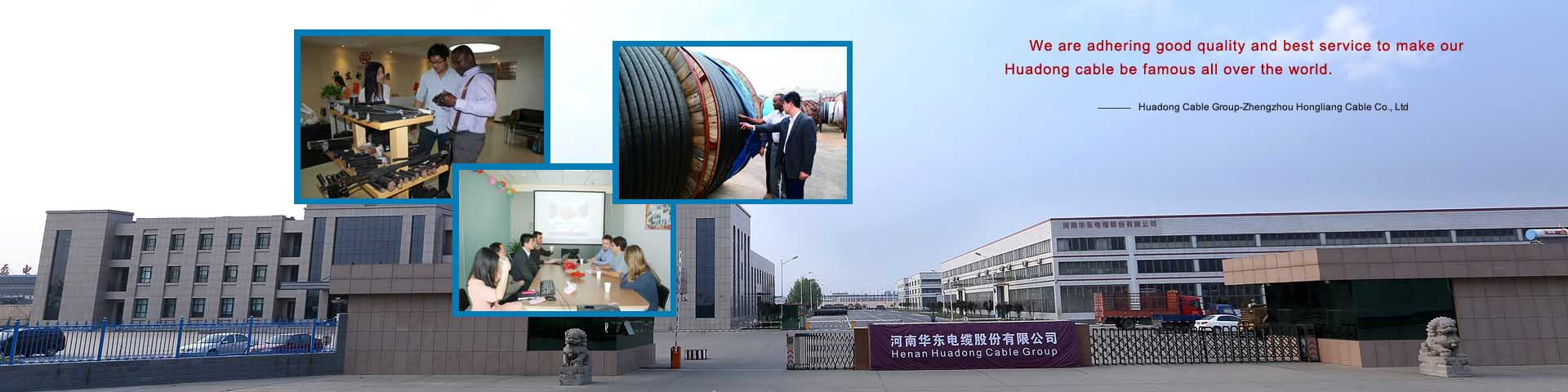 Huadong high temperature wire factory price