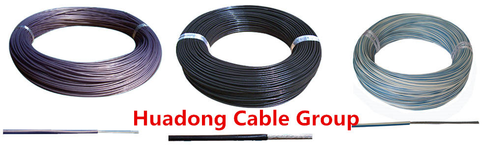 Huadong silver teflon cable for sale