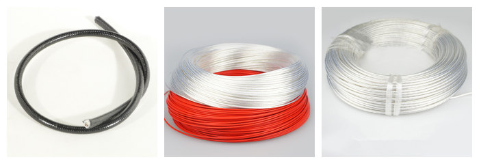 Silver plated high temperature wire FEP insulated wire