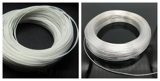 buy ptfe silver plated copper wire prices