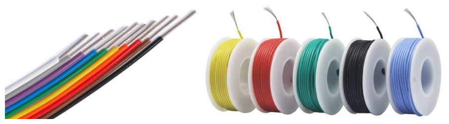 cheap 18 AWG Teflon wire free samples
