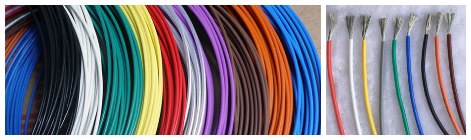 discount 20 AWG Teflon wire quotation