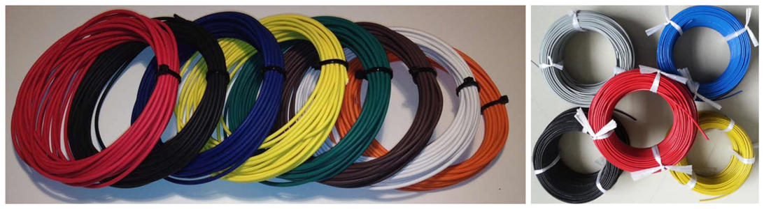 discount 24 AWG Teflon wire free samples