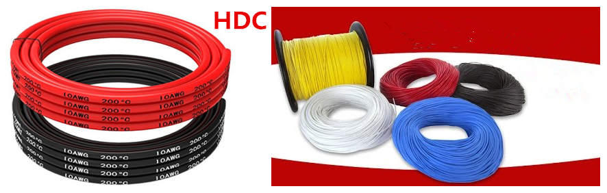 discount high temperature silicone cable price list