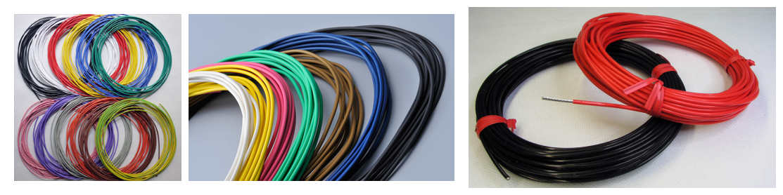 ptfe silver plated stranded copper wire price list