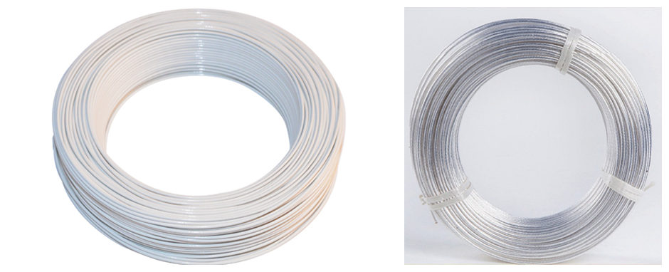 teflon insulated silver wire high temperature wire